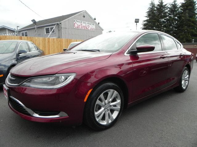 Credit Default Car Loans in Puyallup at Car Trek