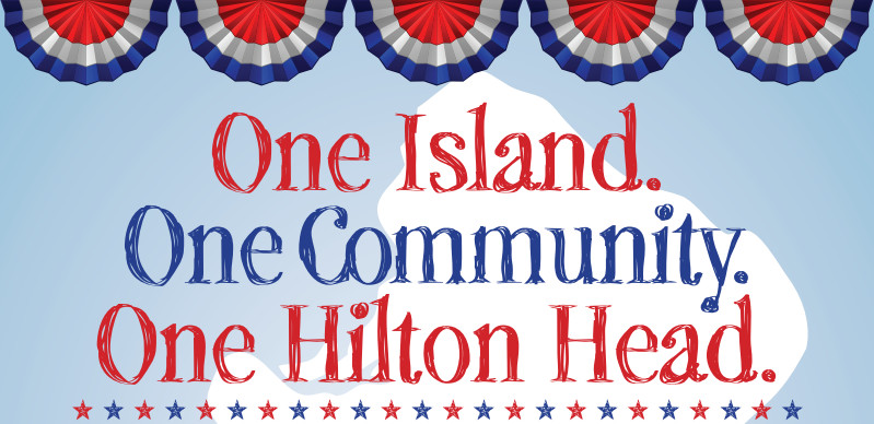 One Island One Community One Hilton Head