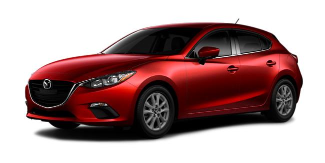 New Mazda Mazda3 Sport in Edmonton, Alberta