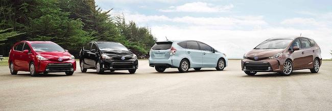 Randolph area 2016 Toyota Prius V dealer