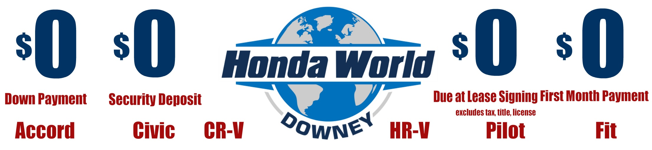 weekly honda world downey savings and discounts. Black Bedroom Furniture Sets. Home Design Ideas