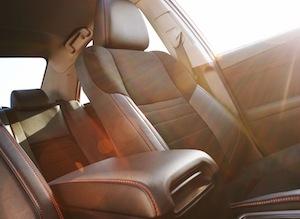 New Toyota Camry Hybrid interior