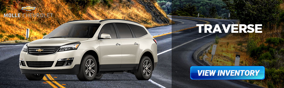 Click to see Chevrolet Traverse inventory