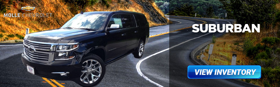 Click to see Chevrolet Suburban inventory