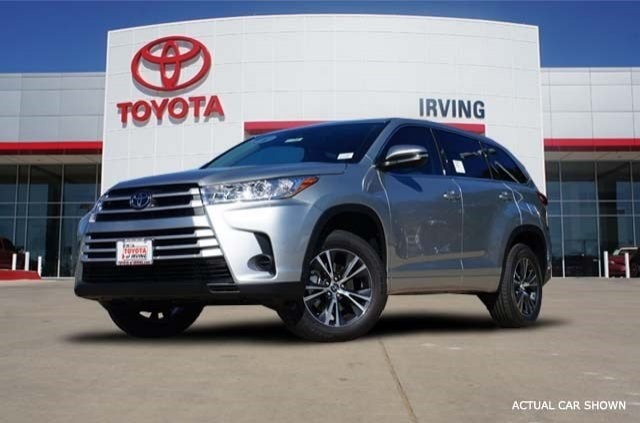 Toyota Suv Model Information Toyota Of Irving