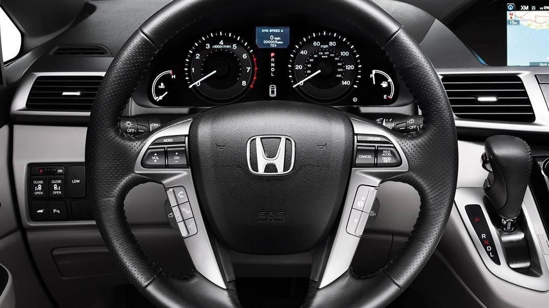 2017 Honda Odyssey For Sale In Sherwood Park Ab Sherwood Honda