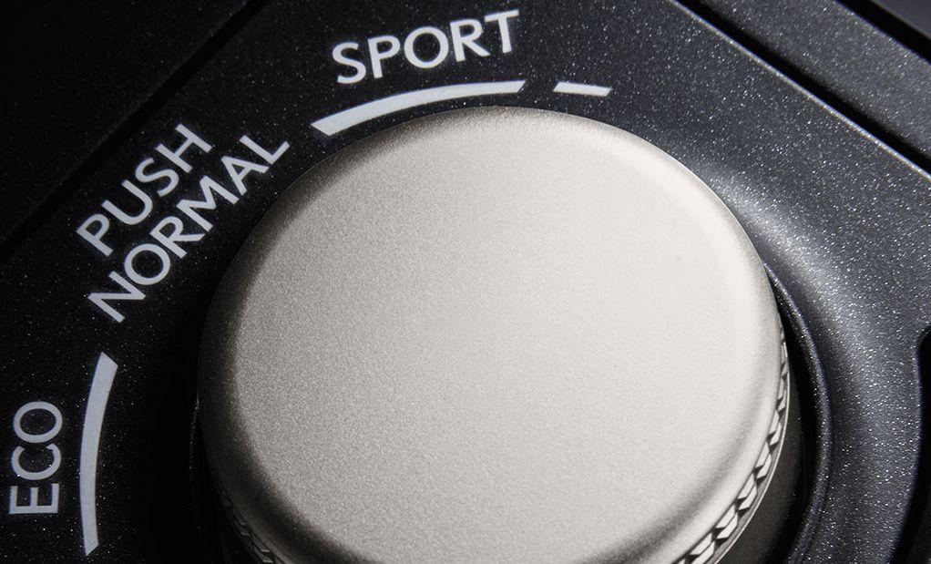 Lexus NX 200t Drive Mode Select