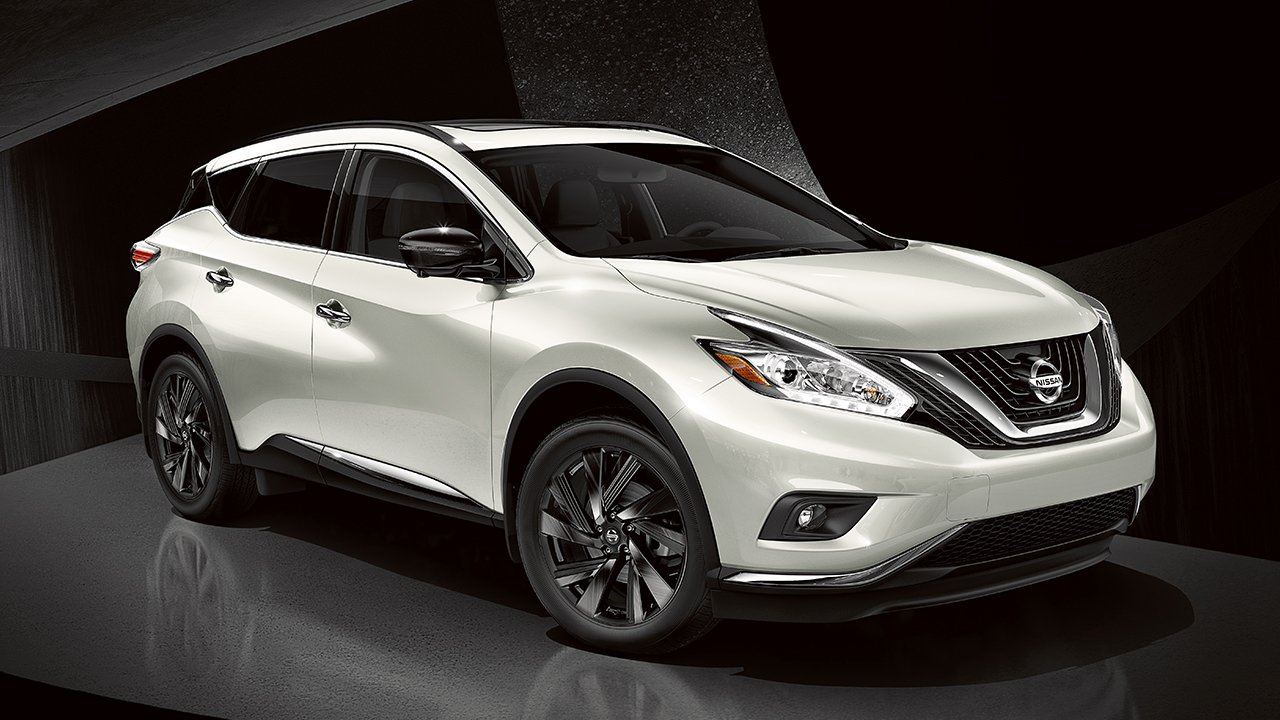 2017 Nissan Midnight Edition SUV Packages in East Windsor ...
