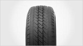 Edge Tire Wear