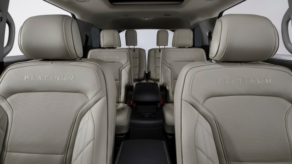 Luxurious Interior Options with the Explorer!