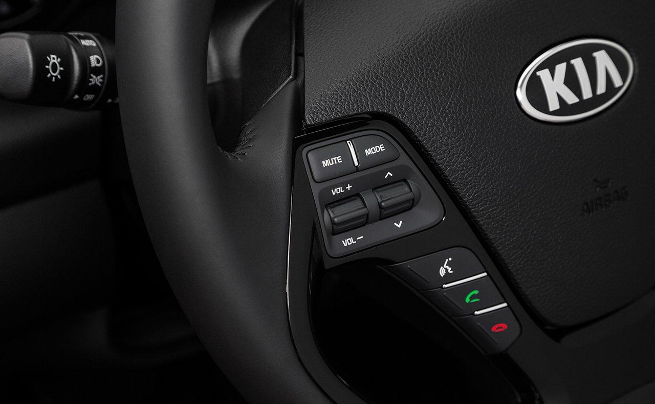 Hyundai kia motor finance company retail - Steering Wheel Mounted Audio And Phone Controls In The Forte