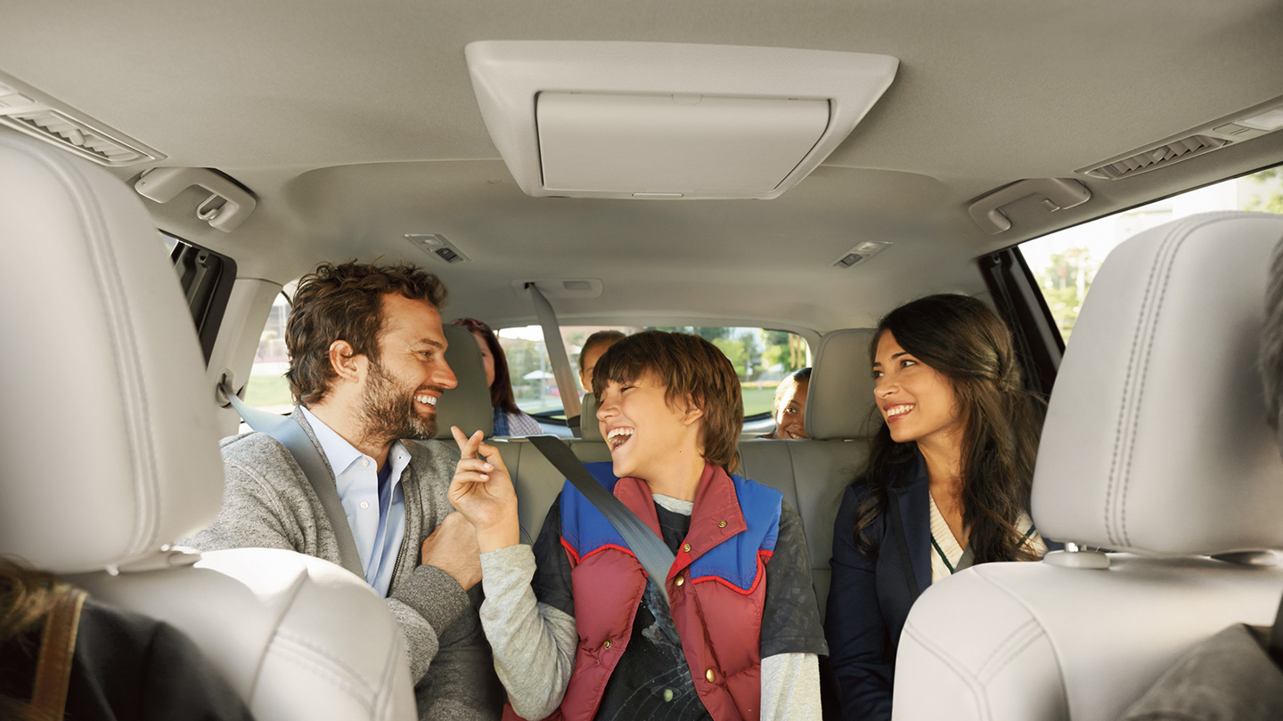 There's Room for Everyone in the Highlander Hybrid!