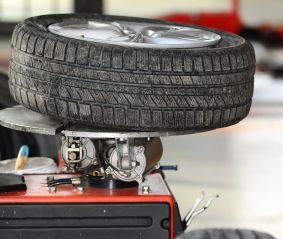 Tire Rotation Service near Dekalb, IL