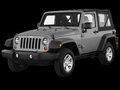New Jeep Wrangler in Edmonton