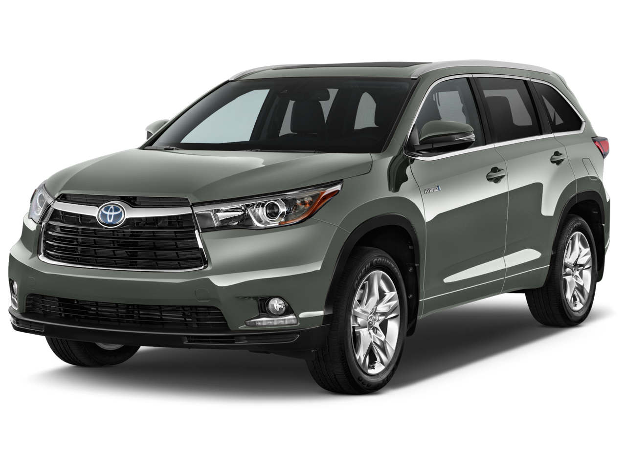 new 2016 toyota highlander hybrid limited platinum near. Black Bedroom Furniture Sets. Home Design Ideas