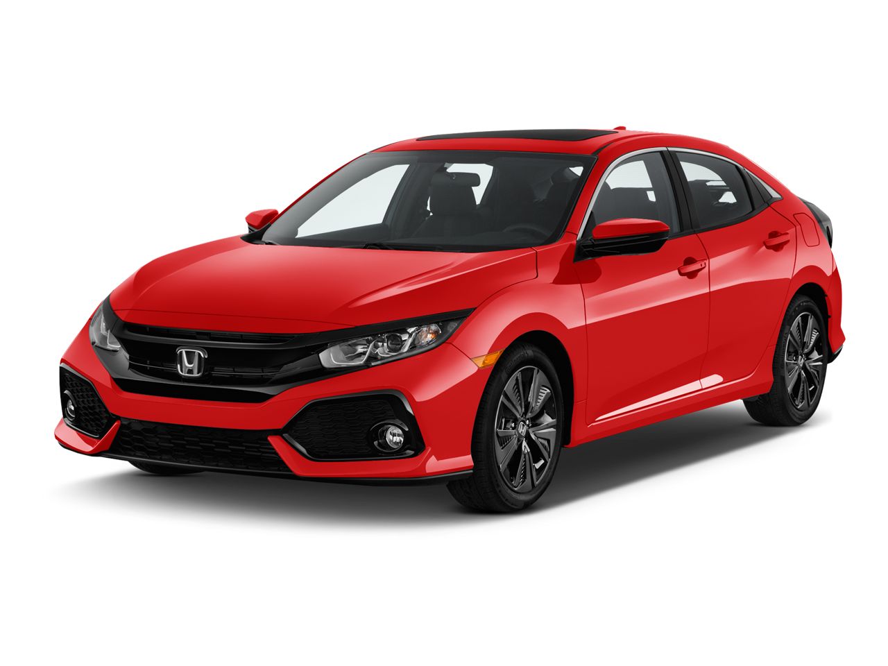 New 2017 Honda Civic Ex Near Sunnyvale Ca Larry