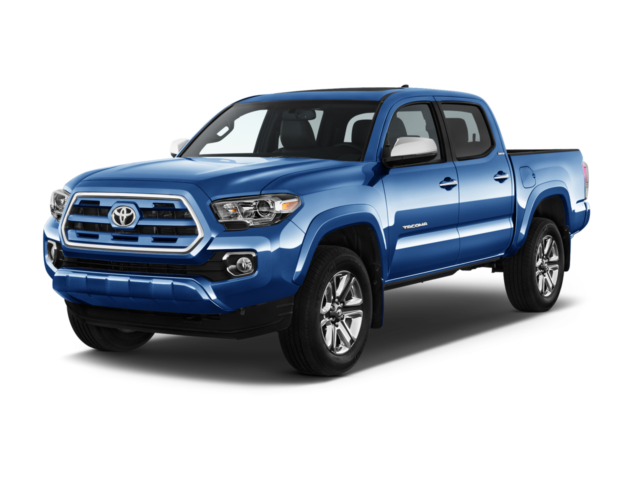 Crown Toyota Lawrence Ks >> New 2017 Toyota Tacoma Limited Double Cab - Near Lawrence ...