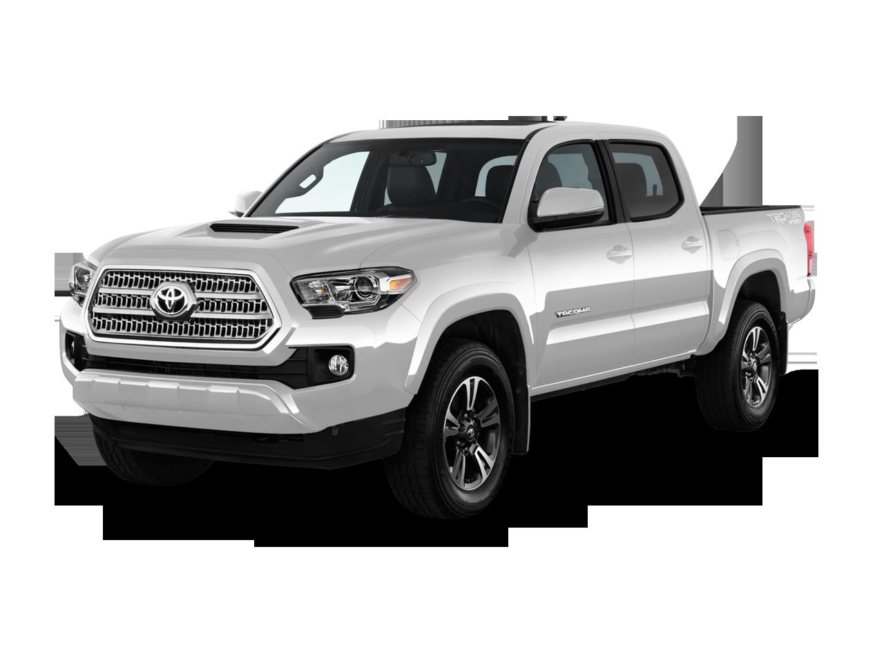 New 2017 Toyota Tacoma Trd Sport Crew Cab Pickup Near