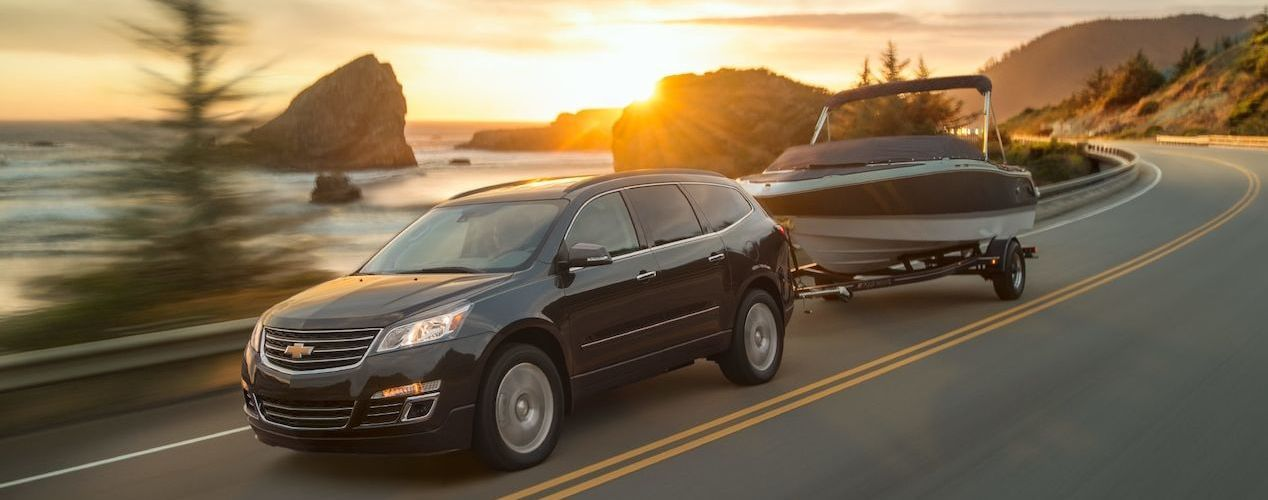 2017 Chevy Traverse for Sale near Lee's Summit, MO
